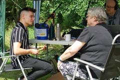 Singer-song writer Stu Woolfenden talks to Penny