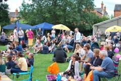 A summer evening at Fab Fest