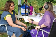 Val interviews jewellery-maker, Paddy