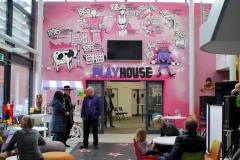 Inside the Stratford Playhouse