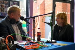 Paul Thompson from Mind You! interviews Vee from Andante