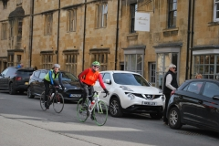 Arrival in Chipping Campden
