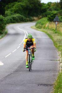 Tori Rushton on the road